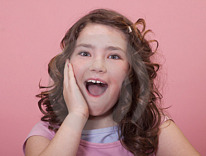 Excited Expression Stock Photography - Image: 19447712