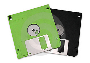 Floppy Disks Stock Photography - Image: 19449312