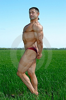 Muscles And Nature Stock Photos - Image: 19449943