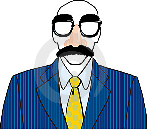 Disguise Royalty Free Stock Photos - Image: 19450818