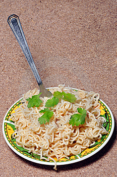 Noodles Royalty Free Stock Photography - Image: 19453307