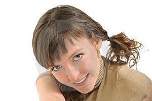 Trendy Girl Royalty Free Stock Image - Image: 19454316