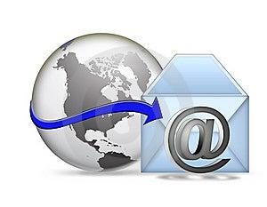 Electronic Communication Royalty Free Stock Photo - Image: 19454735