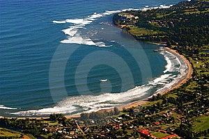 Hanalei Bay Stock Photo - Image: 19455000