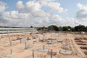 Construction Site Stock Photo - Image: 19455540