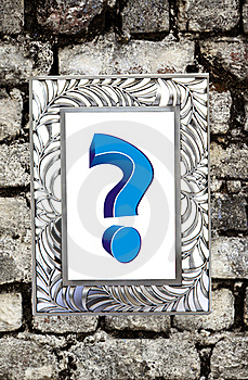 Empty Photo Frame Royalty Free Stock Images - Image: 19456099