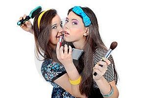 Make Up Stock Image - Image: 19457451