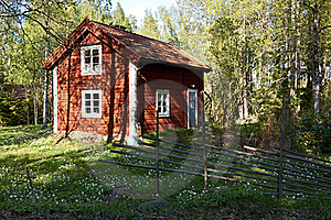 Idyllic In Sweden. Royalty Free Stock Photography - Image: 19457797