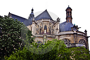 Paris Notre Dame Stock Photography - Image: 19458572