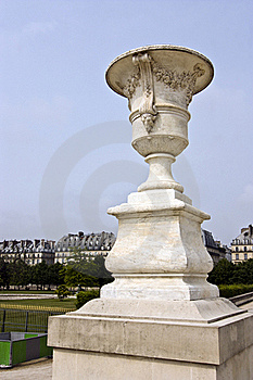 The Tuileries Royalty Free Stock Photos - Image: 19458608