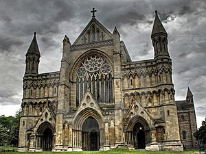 Cathedral HDR Royalty Free Stock Images - Image: 19458859