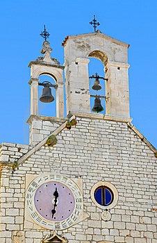 Church Of St. Barbara At Sibenik, Croatia Stock Image - Image: 19462291