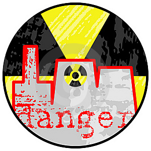 Nuclear Danger. Stock Photo - Image: 19462330