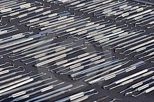 Dentist Tools Royalty Free Stock Photo - Image: 19462835