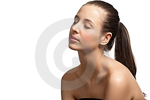 Clean Beauty Royalty Free Stock Photography - Image: 19467157
