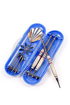 Custom Dart Kit Stock Image - Image: 19467711