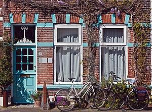 Romantische Tür Lizenzfreie Stockfotografie - Bild: 19468707