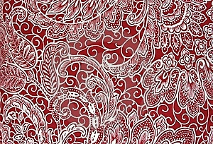 Red Fabric Stock Photography - Image: 19471182