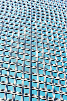 Modern Glass Skycraper Wall Stock Images - Image: 19471264