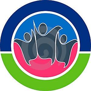 Couple Logo Stock Photos - Image: 19473683