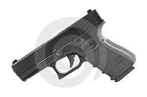 Gun Stock Photo - Image: 19473900