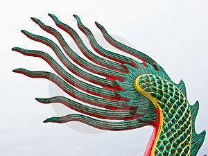 Tail Of Dragon Stock Photos - Image: 19477503