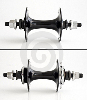 Bicycle Hub Stock Photos - Image: 19478543