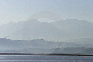 Coastal Layers Royalty Free Stock Photography - Image: 19479017