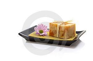 Handmade Soap. Royalty Free Stock Photography - Image: 19485037