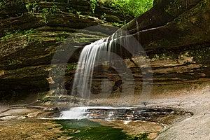 Waterfall Royalty Free Stock Photo - Image: 19490415