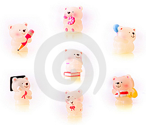 Little Bears Collection Stock Photography - Image: 19490992