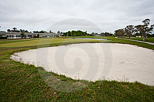 Golf Course Royalty Free Stock Photos - Image: 19492008