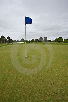 Golf Course Royalty Free Stock Photo - Image: 19492055