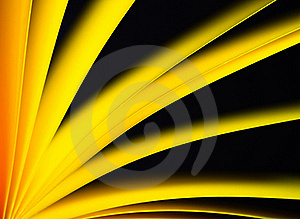 Background Yellow On Black Royalty Free Stock Images - Image: 19494319