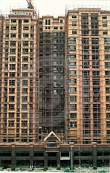 Building Stock Photo - Image: 19495820