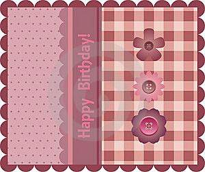 Birthday Card Stock Photo - Image: 19496490