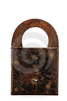 Pad Lock Stock Photos - Image: 1952253