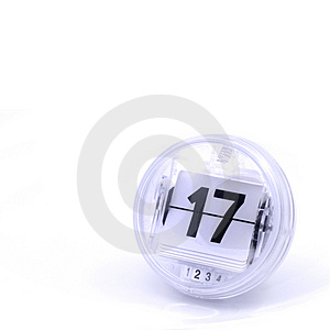 Calendar Date Royalty Free Stock Image