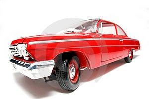 L'immagine di un classico del 1962 Chevrolet Belair CI auto giocattolo.