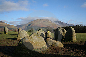 Castlerigg Stone Circle Stock Photo - Image: 1956460
