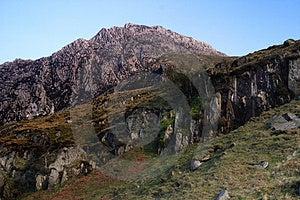 Rocks In Snowdonia Royalty Free Stock Image - Image: 1956716