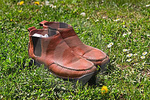 Shoes Royalty Free Stock Photo - Image: 19501665