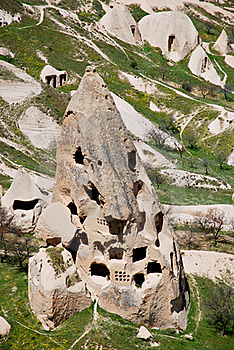 The Houses Of Cappadocia Stock Photos - Image: 19507423