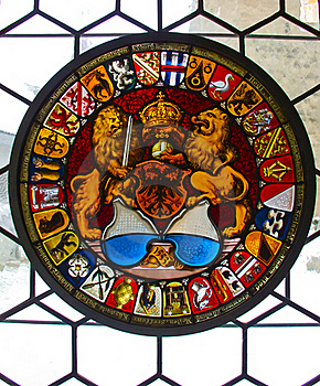 Stained Glass Window Stock Images - Image: 19507674