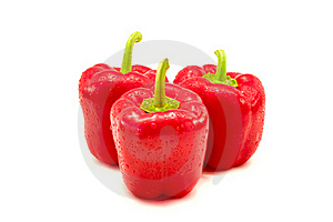 Red Paprika Stock Photography - Image: 19510732