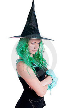Witch Royalty Free Stock Photo - Image: 19515445