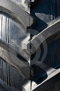 Neumático Del Alimentador Fotos de archivo - Imagen: 19515563
