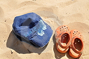 Holiday At The Beach Stock Photography - Image: 19517022