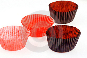 Baking Cup Cakes Royalty Free Stock Photography - Image: 19518667