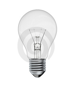 The Perfect Light Bulb Royalty Free Stock Image - Image: 19520006